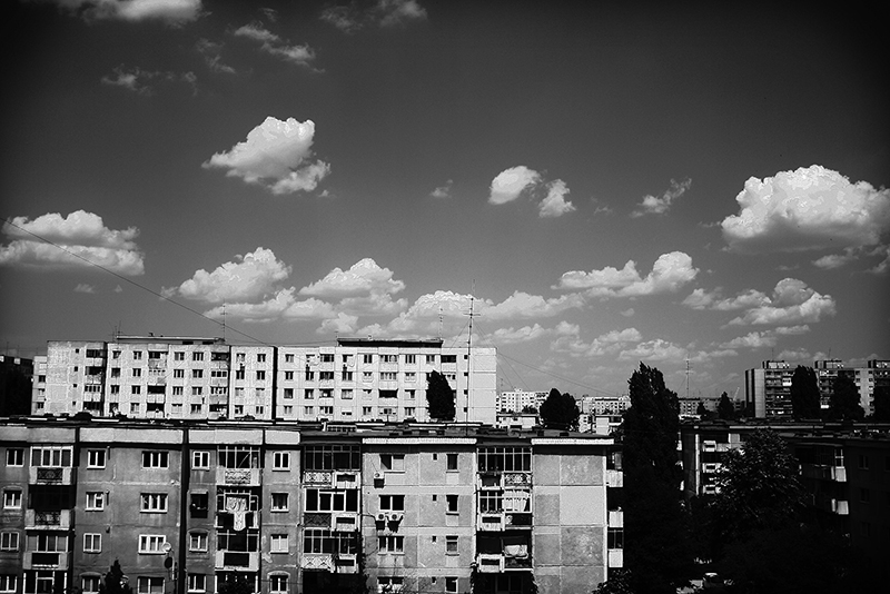 Pur și simplu alb negru || Plain and simple black and white
