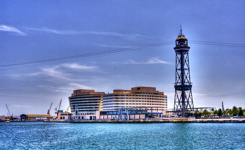 World Trade Center Barcelona - Torre Juame I