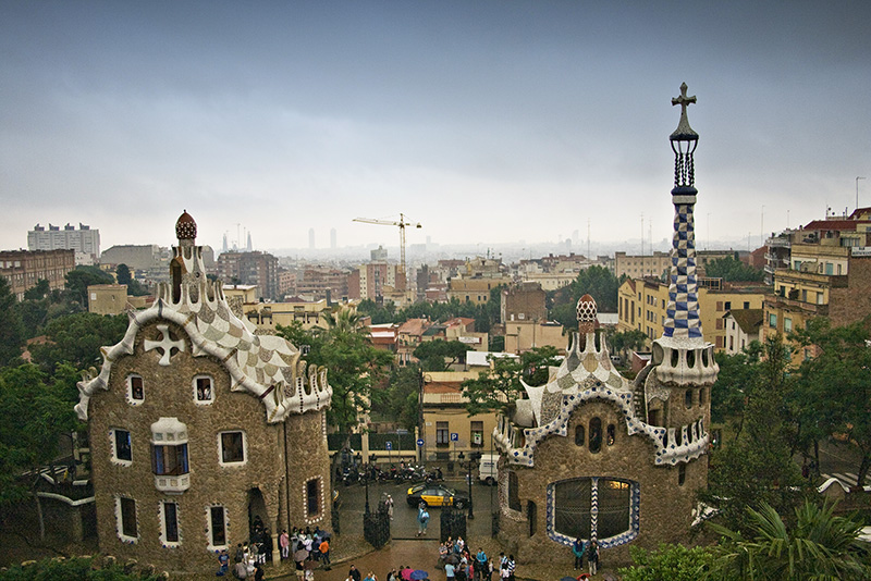 Park Guell #04