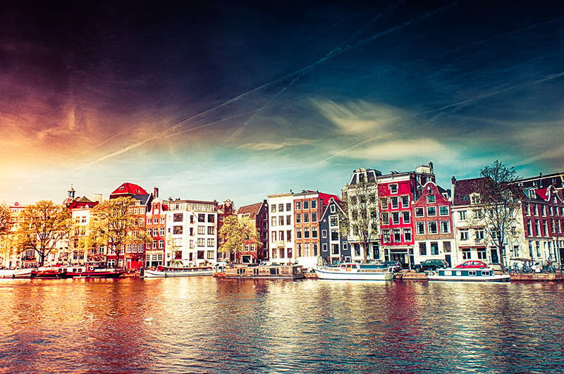 We will always have Amsterdam - color